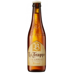 LA TRAPPE BLOND 12*33CL -VP
