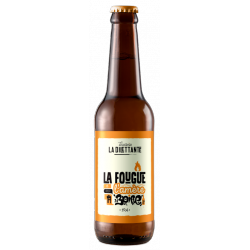 LA FOUGUE BIO DILETTANTE 33CL NC FR-BIO-01