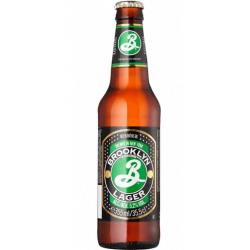 BROOKLYN LAGER 35.5 CL NC****