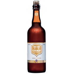 CHIMAY CINQ CENTS TRIPLE 75CL