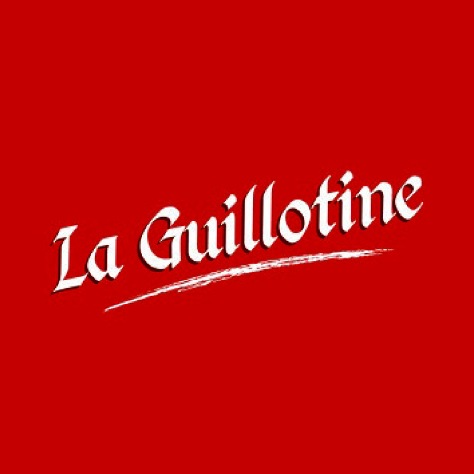 OFFRE GUILLOTINE HALLOWEEN